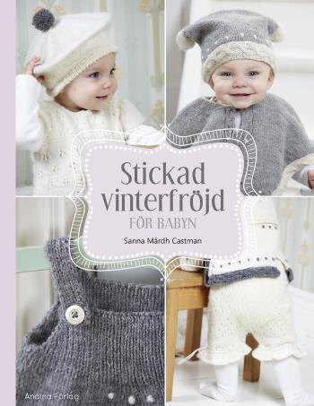 Stickad Vinterfröjd För Babyn