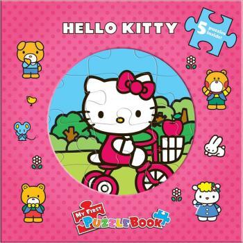 Hello Kitty - Min Första Pusselbok