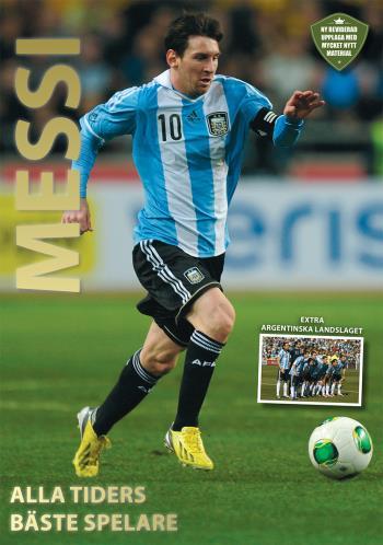 Messi - Alla Tiders Bäste Spelare