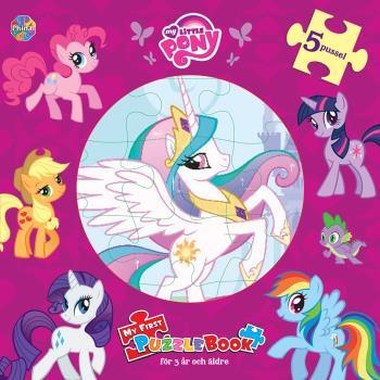 My Little Pony - Min Första Pusselbok