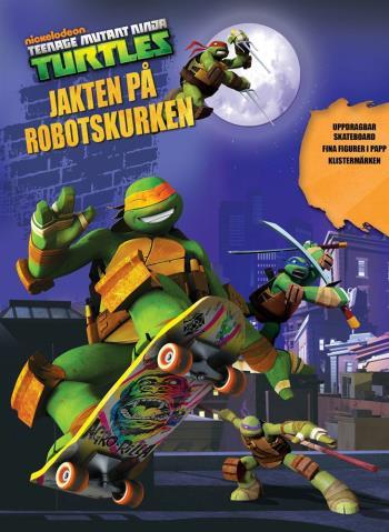 Turtles - Jakten På Robotskurken
