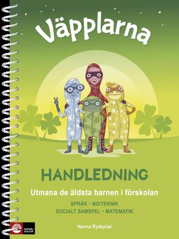 Väpplarna Handledning Med Lärarwebb - Utmana De Äldsta Barnen I Förskolan