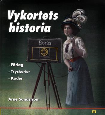 Vykortets Historia - Förlag, Tryckerier, Koder