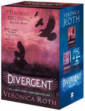 Divergent Series Boxed Set (books 1-3)