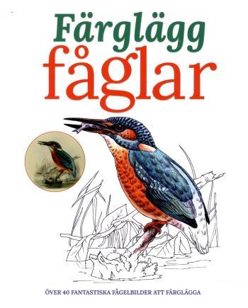 Färglägg Fåglar - Över 40 Fantastiska Fågelbilder Att Färglägga