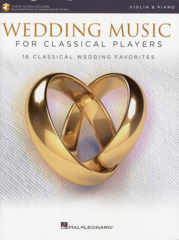 Wedding Music, Violin/piano