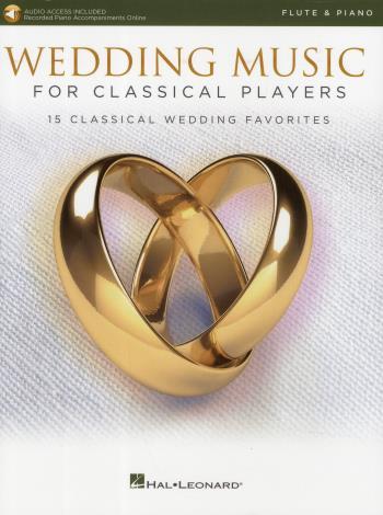 Wedding Music, Flute/piano