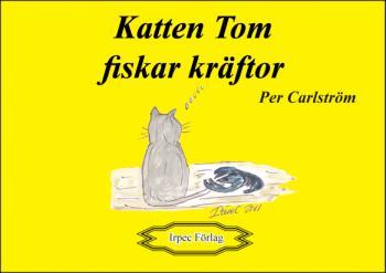 Katten Tom Fiskar Kräftor