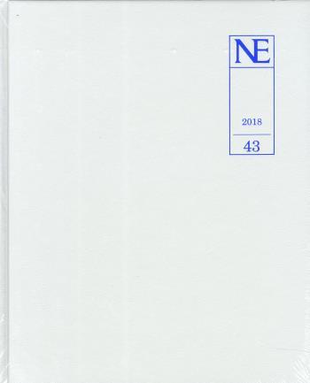 Ne Årsbok 43 2018 I Pärlgrå Inbindning