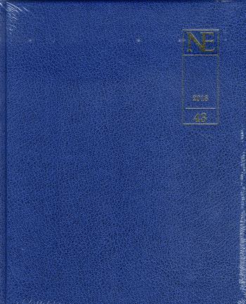 Ne Årsbok 43 2018 I Konstläderinbindning
