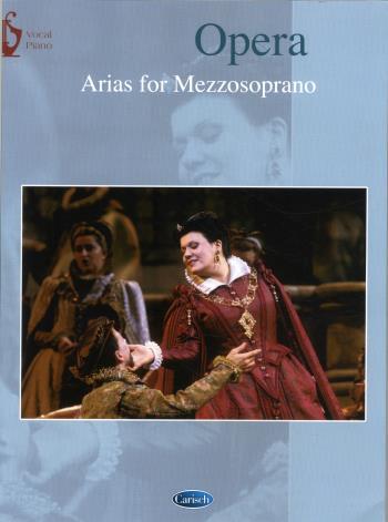 Opera Arias For Mezzo Pianovocal