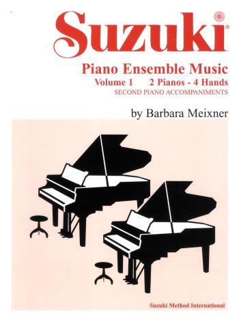 Suzuki Piano Ensemble Vol 1 Duo