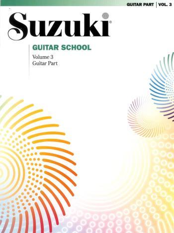 Suzuki Guitar School 3