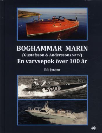 Boghammars Marin - En Varvsepok Över 100 År