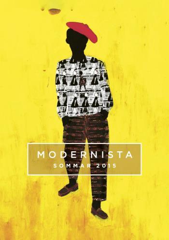 Modernista Sommarkatalog 2015