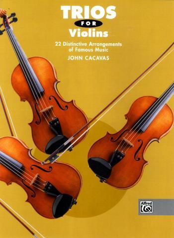 Trios For Violin