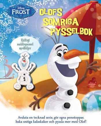 Frost - Olofs Somriga Pysselbok