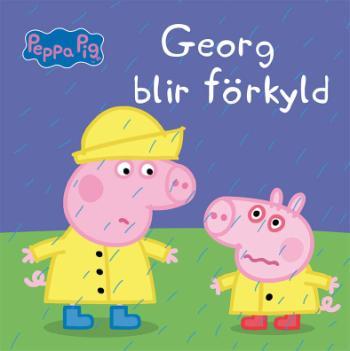 Greta Gris- Georg Blir Förkyld