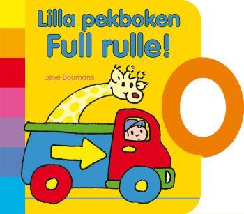 Lilla Pekboken- Full Rulle!