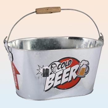 Ölbalja med flasköppnare / Cold Beer