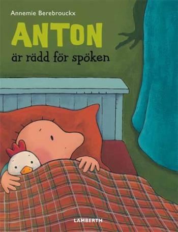 Anton Är Rädd För Spöken