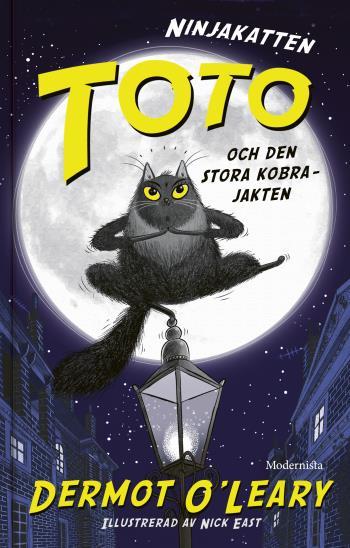 Ninjakatten Toto Och Den Stora Kobrajakten