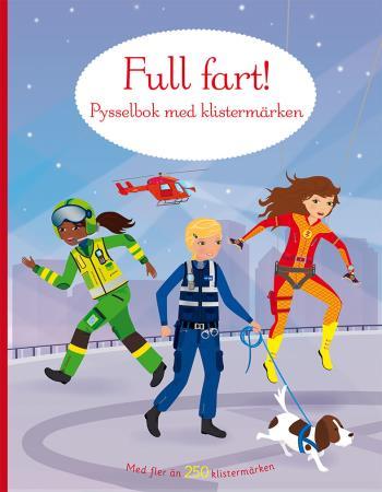 Full Fart! Pysselbok Med Klistermärken
