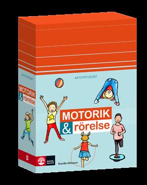 Aktivitetskort Motorik & Rörelse