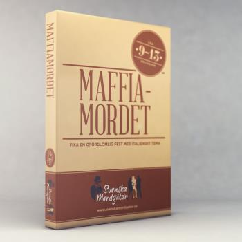 Maffiamordet - Fixa En Orförglömlig Fest Med Italienskt Tema