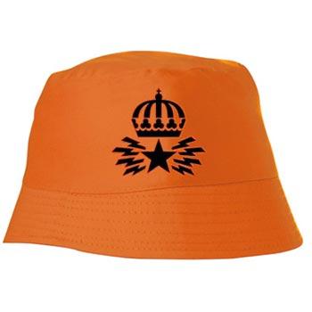 Televerket / Solhatt Orange