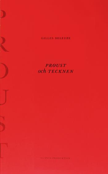 Proust Och Tecknen