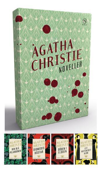 Agatha Christie Noveller - Ett Vattentätt Alibi, Den Blå Pelargonen, Döden