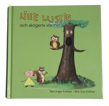 Lille Lustig Och Skogens Vänner