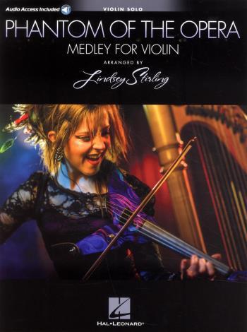 Phantom Of The Opera Medley Violin