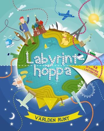 Labyrinthoppa - Världen Runt