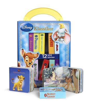Disney Mitt Första Bibliotek - Klassiker