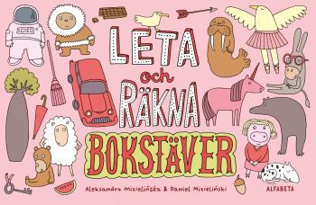 Leta Och Räkna - Bokstäver