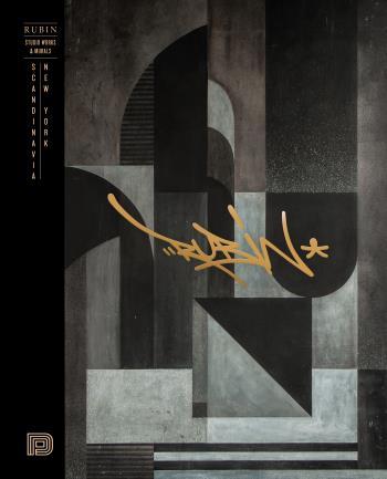 Rubin - Studio Works & Murals - Scandinavia - New York
