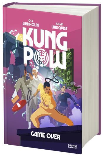 Kung Pow Game Over
