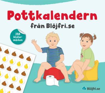 Pottkalendern Från Blöjfri.se - Ett Pedagogiskt Och Roligt Stöd För Er Potträning