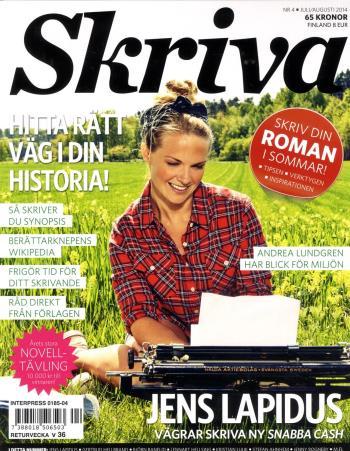 Skriva 4(2014) Hitta Din Väg!