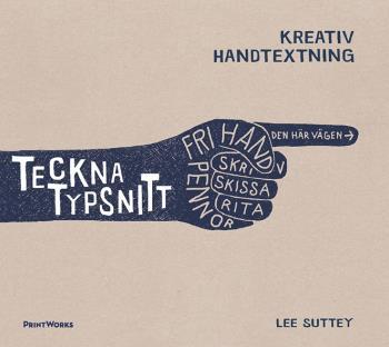 Teckna Typsnitt - Kreativ Handtextning