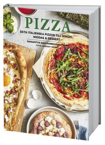 Pizza - Äkta Italienska Pizzor Till Mingel, Middag Och Dessert