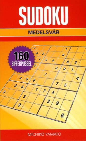Sudoku Medelsvår Röd