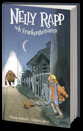 Nelly Rapp Och Frankensteinaren