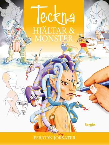 Teckna Hjältar Och Monster