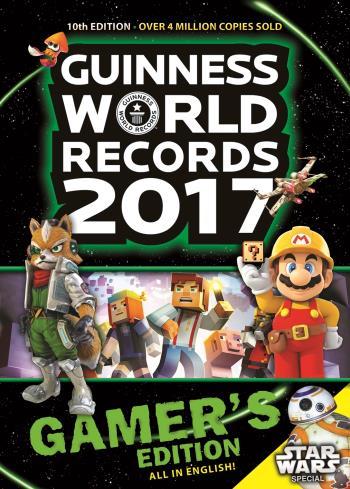 Guinness World Records 2017 - Gamer´s Edition