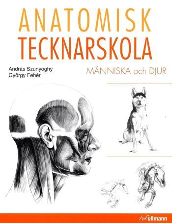 Anatomisk Tecknarskola - Människa Och Djur