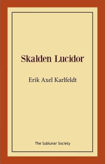 Skalden Lucidor
