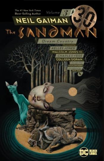 Sandman Vol. 3- Dream Country 30th Anniversary Edition